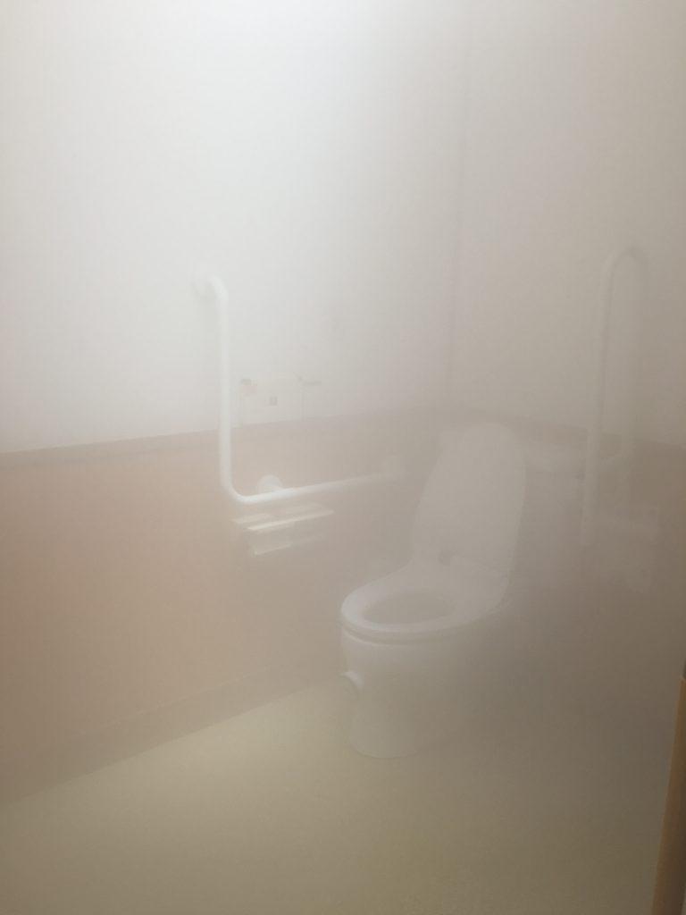 あいの里  トイレ施工後